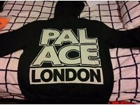 Palace Skateboards - London Hood (Black and/or Orange)