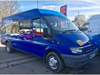 Ford Transit Minibus 16 Seats New MOT ONLY 55000 MILES!!!