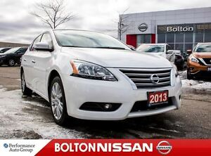 2013 Nissan Sentra 1.8 SL | BOSE | LEATHER | NAVIGATION NEW TIRE