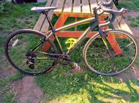 Rapide RL26 Kid's Road Bike - Excellent condition - Hardly used.