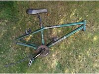 Saracen Amplitude bike frame