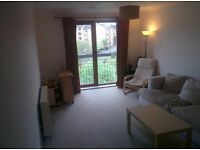 Handy two bedroom flat with two bathrooms to share with a reliable full time student
