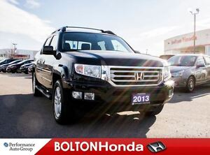 2013 Honda Ridgeline Touring | Leather | Bluetooth | Tow Package