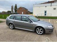 Saab, 9-3, Estate, 2007, Automatic