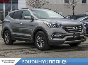 2017 Hyundai Santa Fe Sport SE AWD|Leather|PanoRoof|Camera|Touch