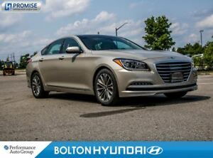 2015 Hyundai Genesis 3.8 Technology. Leather. PanoRoof. NAVI