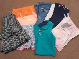 Girls clothes bundle age 10-12