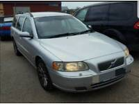 Volvo V70 D5 Sport low miles full service history one previous owner from new