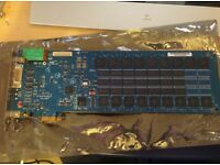 2 x Avid Pro Tools HD Accel PCI-e cards with 1 flex cable