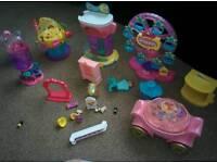 Disney squinkies girls toys
