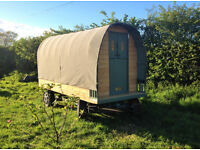 Shepherds Hut / Gypsy Wagon - Offers welcome