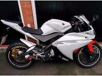 Yamaha YZF R125 2012 (WGP 50TH ANV)