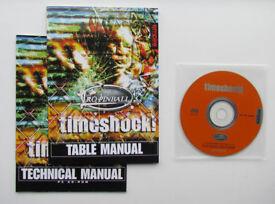 Pro Pinball: Timeshock!, PC game, 1 CD, Empire Interactive