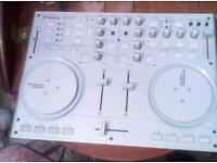 DJ Vestax midi controller