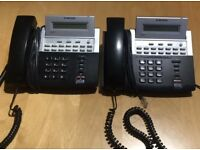 25 Samsung office telephones ALL IN GOOD CONDITION