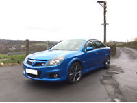 2006 VAUXHALL VECTRA VXR BLUE HPI CLEAR, STAGE 1 REMAP
