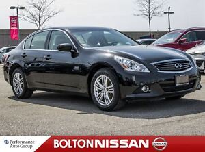 2013 Infiniti G37X Luxury|Leather|Bluetooth|Heated Seats|AWD