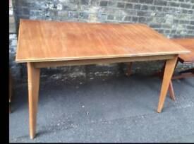 Vintage Table Teak