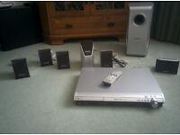 Panasonic DVD/ 5.1 Surround sound system