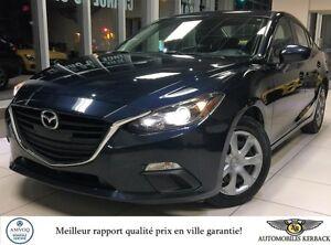 2014 Mazda Mazda3 GX-SKY AUTO AC/BLUETOOTH $46/Semaine Garantie