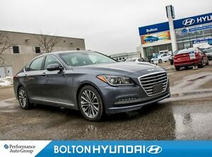 2015 Hyundai Genesis 3.8 Luxury|Leather|PanoRoof|Navi|Camera