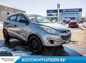2013 Hyundai Tucson GL|Bluetooth|Cruise|Heated Seats|Keyless