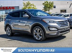 2013 Hyundai Santa Fe Sport 2.0T SE|Panoroof|Leather|AWD|Acciden