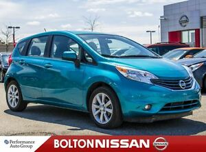 2014 Nissan Versa Note 1.6 SL|NAVI|Bluetooth|Heated Seats|LOW KM