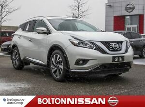 2016 Nissan Murano Platinum|AWD|Heated Seats|Leather