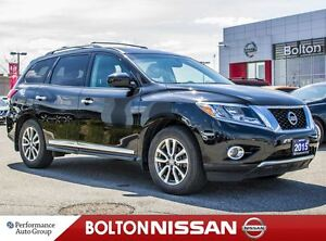 2015 Nissan Pathfinder SL|NAVI|Panoroof|Off Lease!