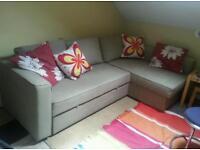 Corner Sofa/Sofa bed