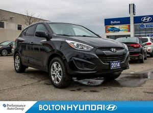 2014 Hyundai Tucson GL AWD|Bluetooth|Heated Seats|Cruise|Keyless