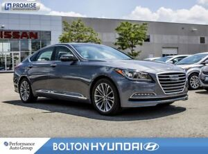 2015 Hyundai Genesis 3.8 Technology. NAVI. Panoroof. Leather