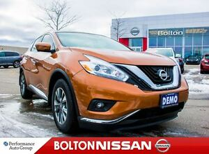 2016 Nissan Murano SL | Leather | Heated Seats | Bose