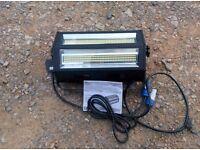 3x 132 SMD LED Strobe Stage Blinder Sound/DMX Control