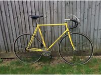 Geoffrey Butler 56cm Fixed Gear Track Bike Cinelli Reyolds