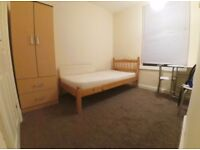 Lockable room in a friendly shared house in NG7 7AD, Nottingham
