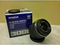Olympus 14-42mm lens