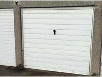 Lock-Up Garage to Let - WEST MOLESEY