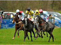 Hampshire Hunt Point to Point at Hackwood Park, 11 March