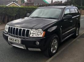 Jeep Grand Cherokee 5.7 Hemi LPG converted