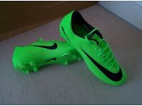 Nike Mercurial Football Boots Men's UK Size 12 (£35 O.N.O)
