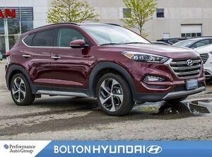 2017 Hyundai Tucson 1.6T LIMITED|Leather|PanoRoof|NAVI|Camera
