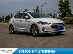 2017 Hyundai Elantra GL|6164 Km's|Off Lease|Htd Seats|Camera