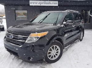 2012 Ford Explorer LIMITED TOIT/CUIT 7 PASSAGERS/BANCS CUIR CLIM