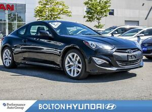 2013 Hyundai Genesis Coupe 2.0T Premium|Leather|NAVI|Sunroof|Blu