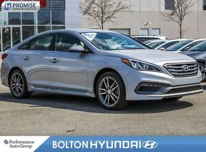 2015 Hyundai Sonata 2.0T 24001 km's|Leather|Bluetooth|Accident F