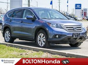2014 Honda CR-V EX|One Owner|Moon Roof| Bluetooth|AWD