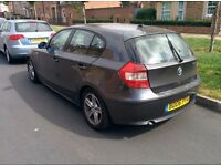BMW 120D, HIGH MILEAGE!! £1395