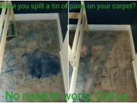 Eco Safe Dry Carpet Cleaning.